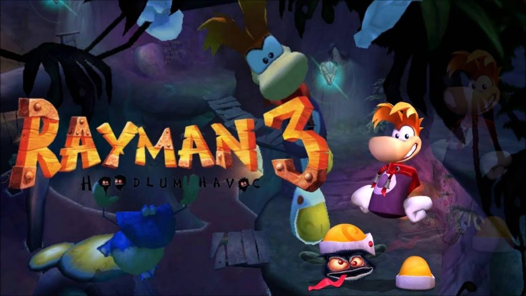 Games PS Plus Juli 2018 Rayman 3 HD