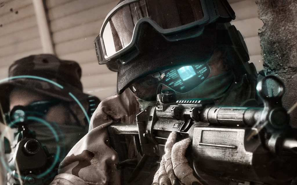 Tom Clancy's Ghost Recon: Future Soldier Games Gratis PS Plus