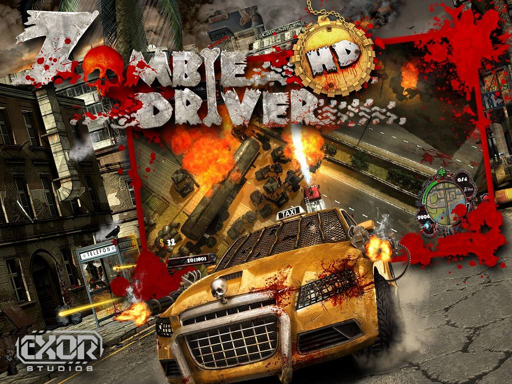 Zombie Driver HD: Complete Edition Games Gratis PS Plus