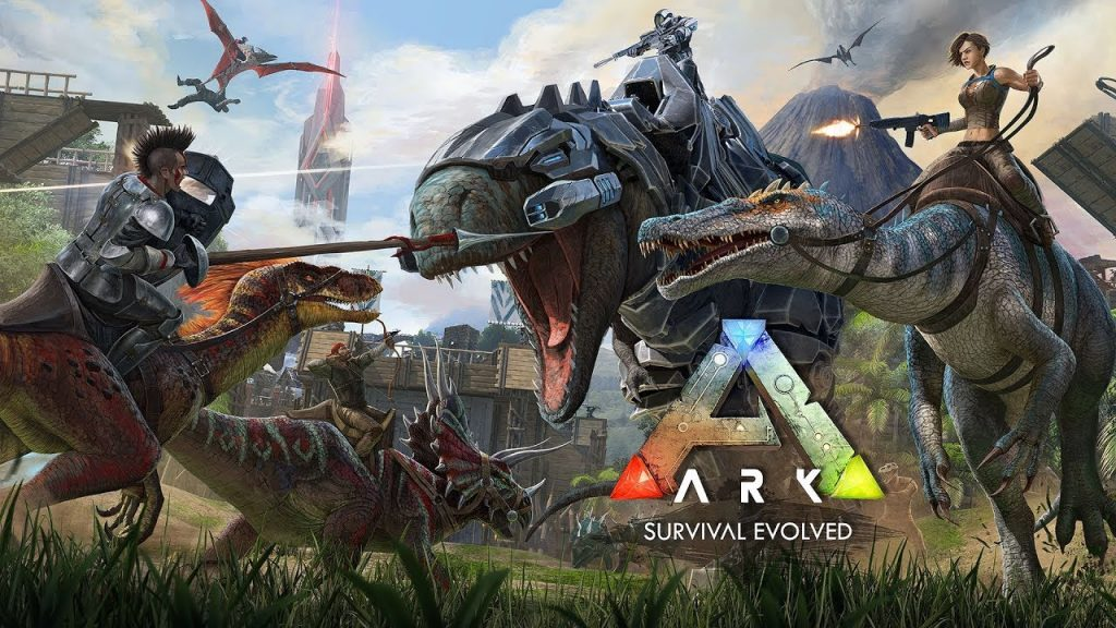 Game Survival Terbaik Di PC ARK: Survival Evolved
