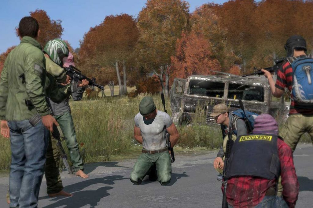 Game Survival Terbaik Di PC DayZ