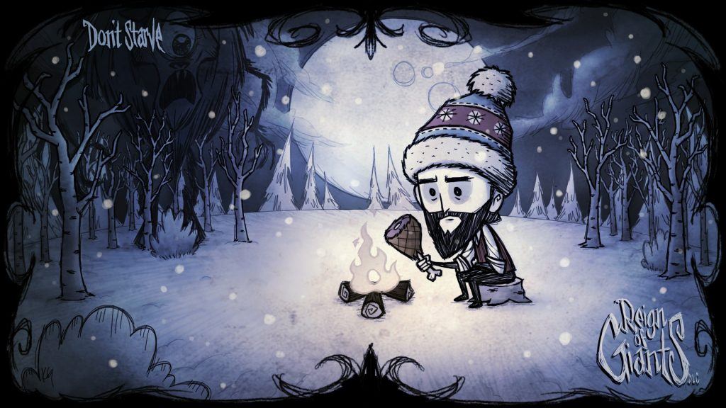 Game Survival Terbaik Di PC Don't Starve