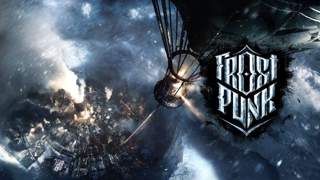 Game Survival Terbaik Di PC Frostpunk