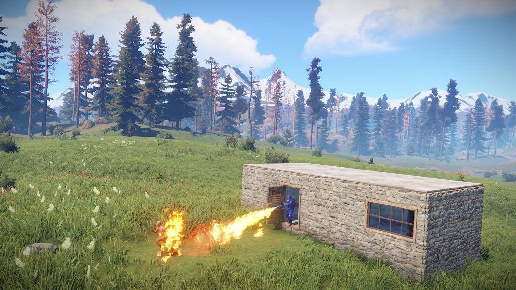 Game Survival Terbaik Di PC Rust