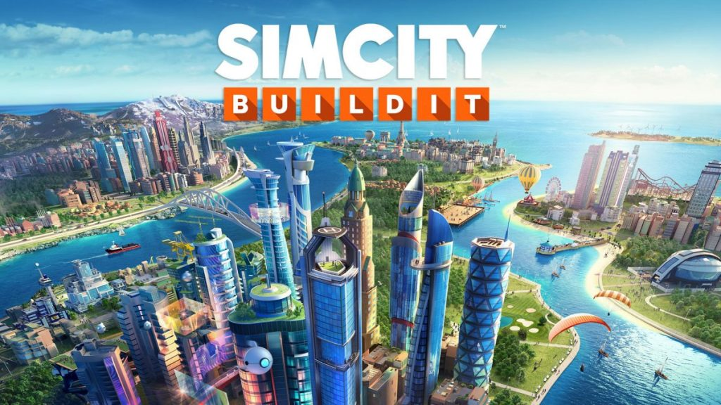 Game Offline Android Terbaik SimCity BuildIt