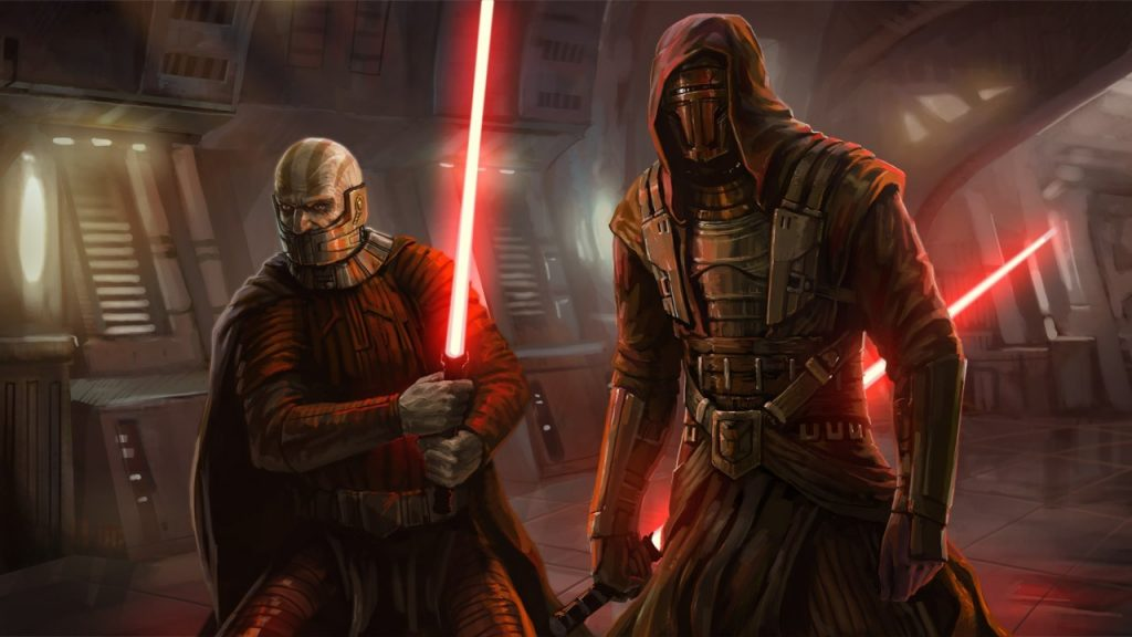 Game Offline Android Terbaik Star Wars Knights of the Old Republic