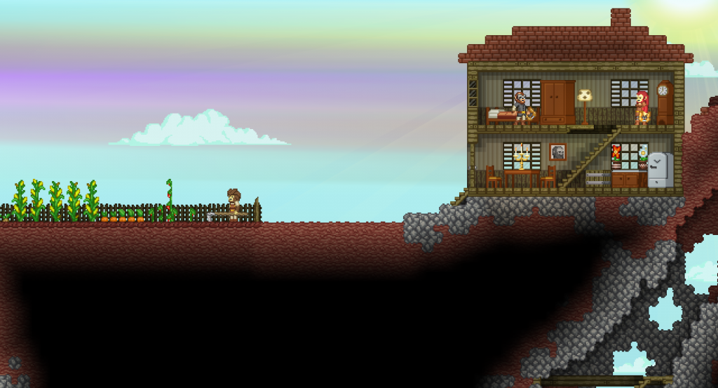 Game Survival Terbaik Di PC Starbound