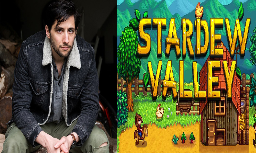 Eric Barone and Stardew Valley