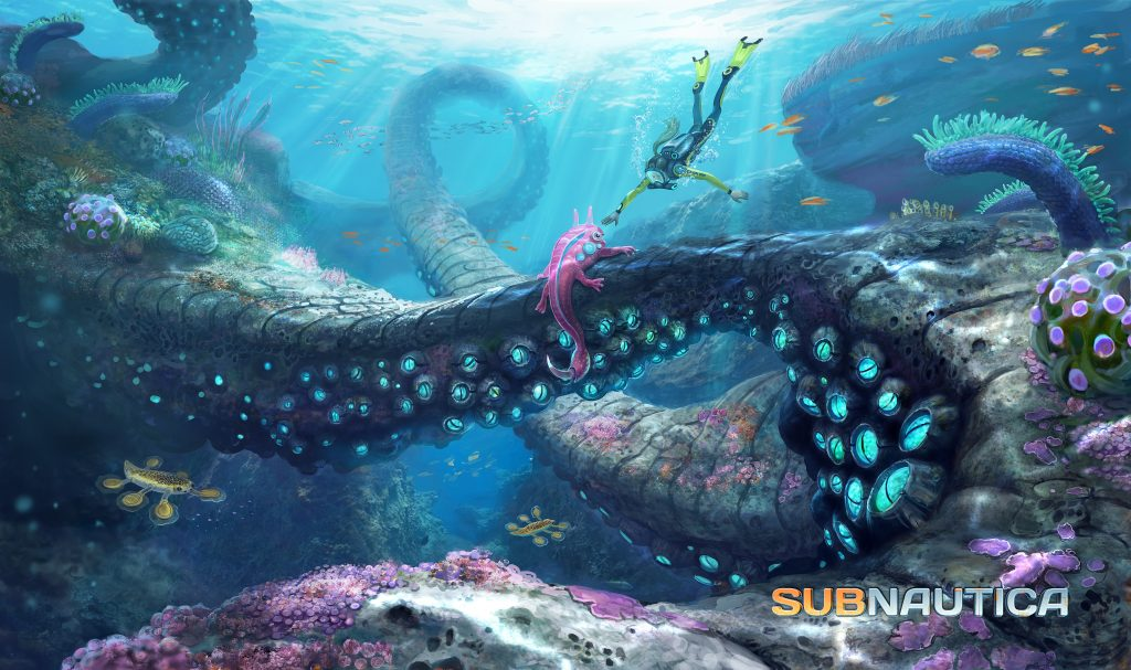 Game Survival Terbaik Di PC Subnautica