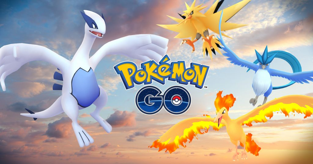 Game Mobile Terbaik  pokemon go
