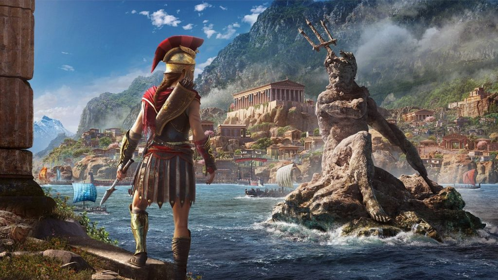 dunia Assassin's Creed Odyssey