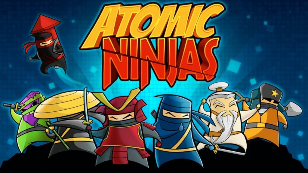 Atomic Ninjas Games Gratis PS Plus