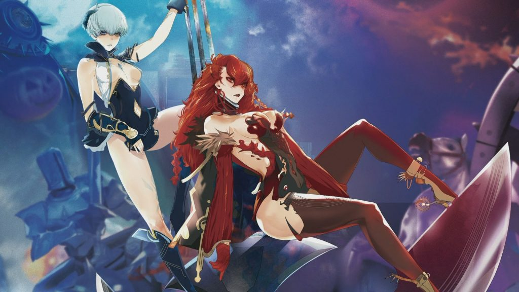 Games PS Plus Juli 2018 Deception IV The Nightmare Princess