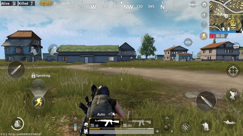 Tips Dan Trik PUBG Mobile auto run