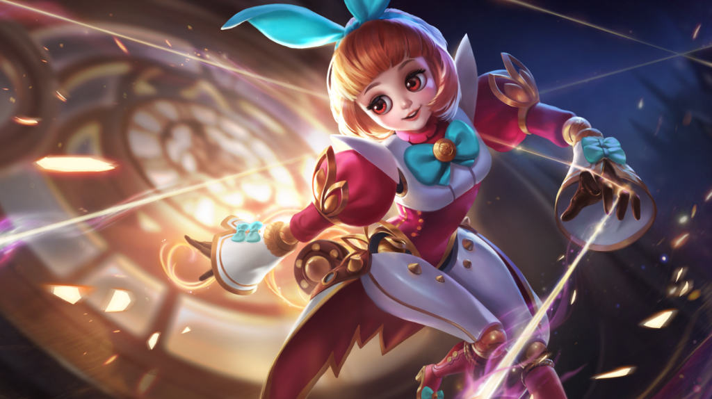 angela Hero Mobile Legends Terkuat mobile legends