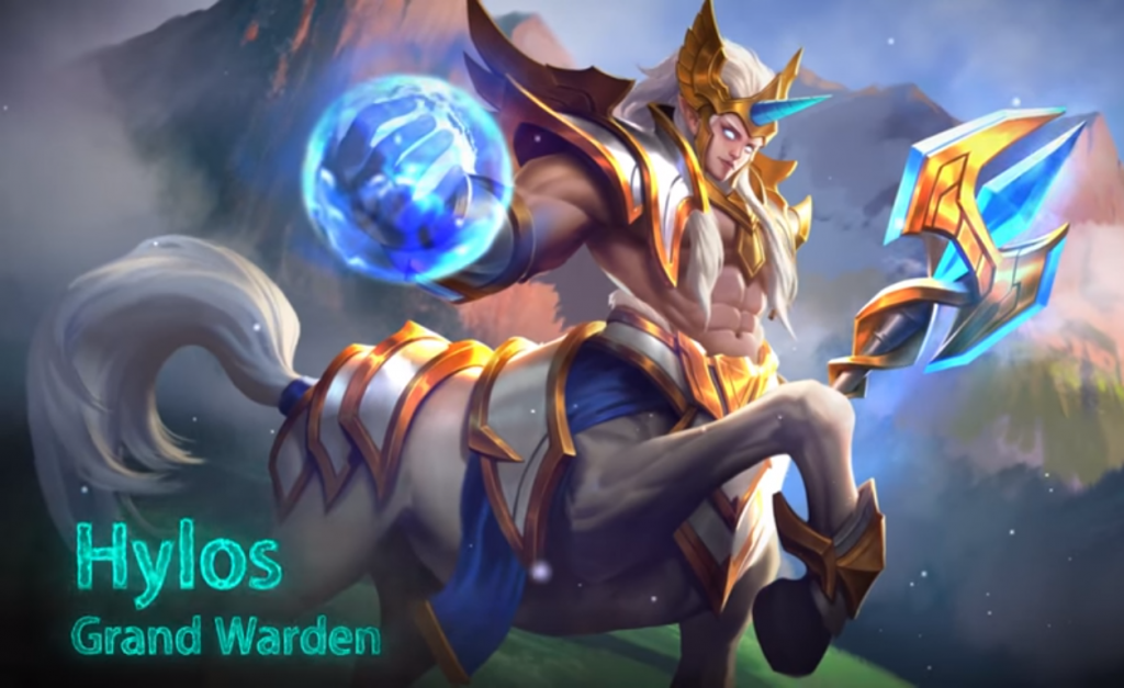 hylos Hero Mobile Legends Terkuat mobile legends