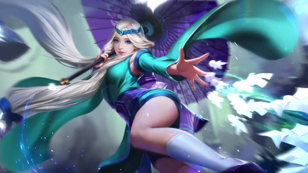 kaguya Hero Mobile Legends Terkuat mobile legends