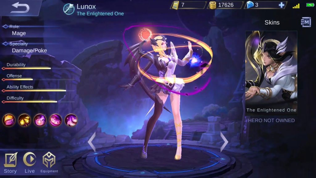 Lonux Mobile Legends