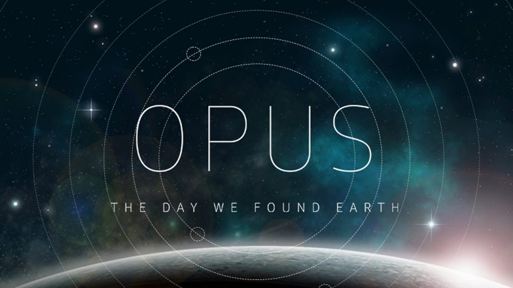 opus the day we found earth