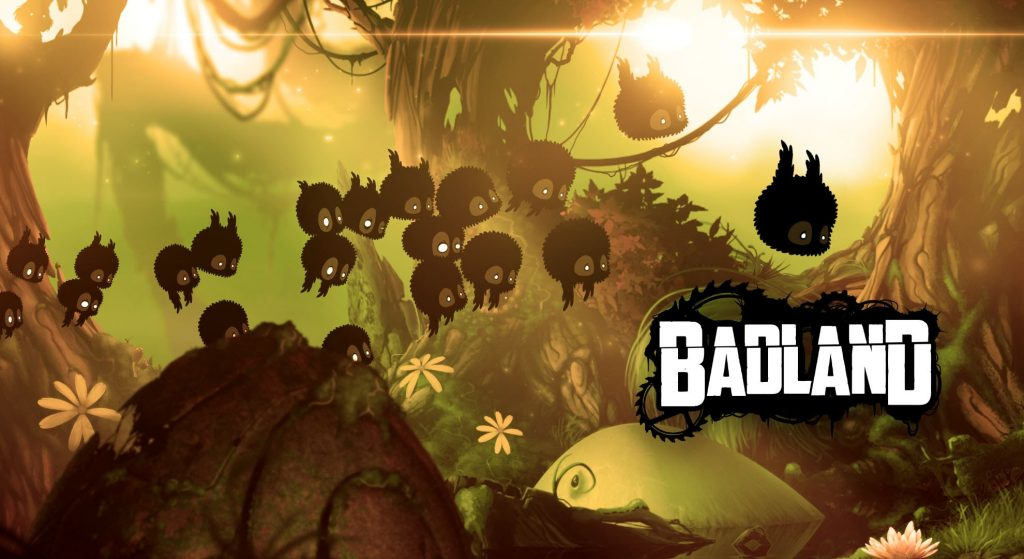 Game Offline Android Terbaik BADLAND