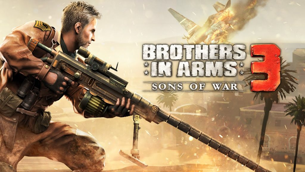 Game Offline Android Terbaik Brothers in Arms 3
