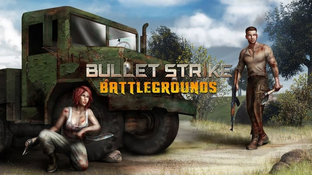 Game Battle Royale Mobile Terbaik Dan Terbaru Bullet Strike Battlegrounds