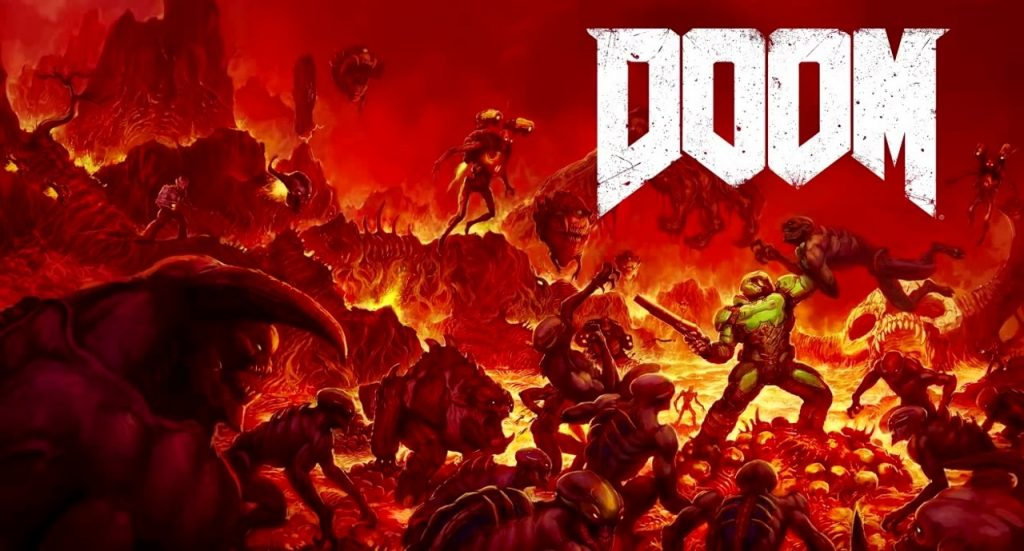 Game PC Terbaik Doom 2016