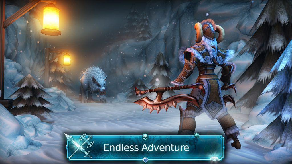 Game Offline Android Terbaik Eternium Mage And Minions