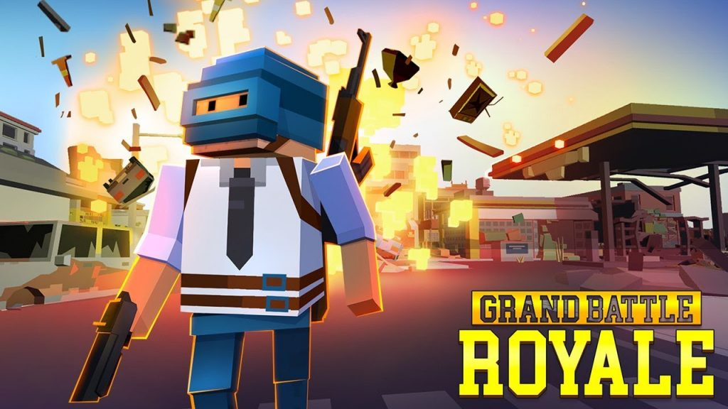 Game Battle Royale Mobile Terbaik Dan Terbaru Grand Battle Royale