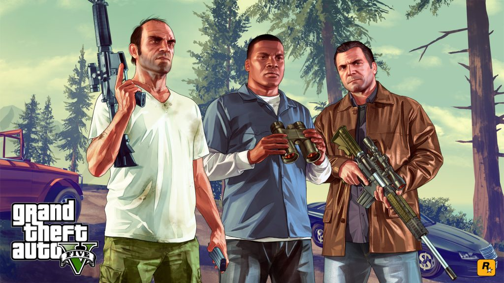 Game PC Terbaik GTA V