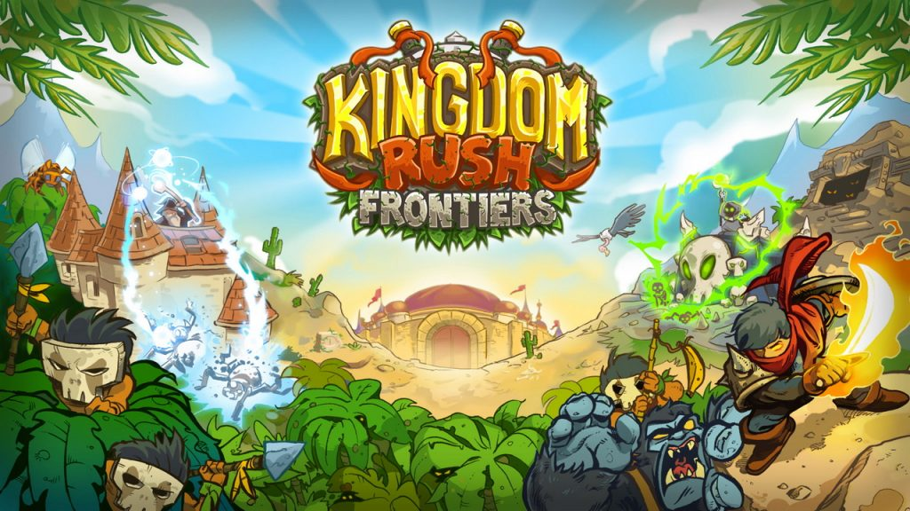 Game Offline Android Terbaik Kingdom Rush Frontiers