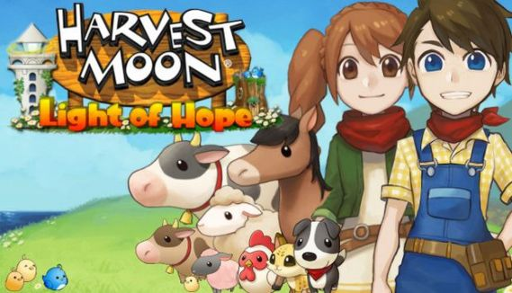 Detail Game Terbaru Harvest Moon: Light of Hope