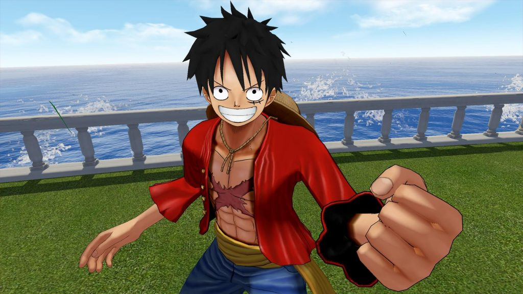Game Anime One Piece Grand Cruise