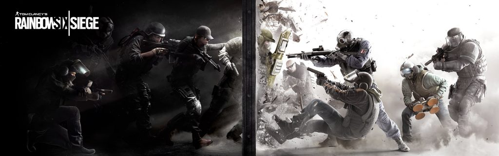 Game PC Terbaik Rainbow Six Siege