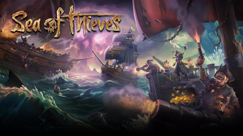 Daftar Game Online Terbaru 2018 sea of thieves
