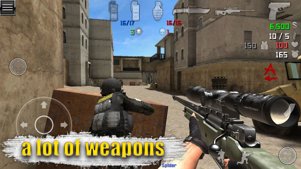 Game Offline Android Terbaik Special Forces Group 2