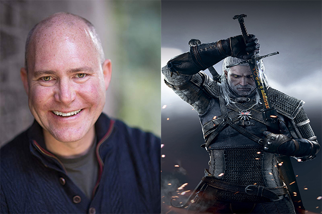 Pengisi Suara The Witcher Geralt