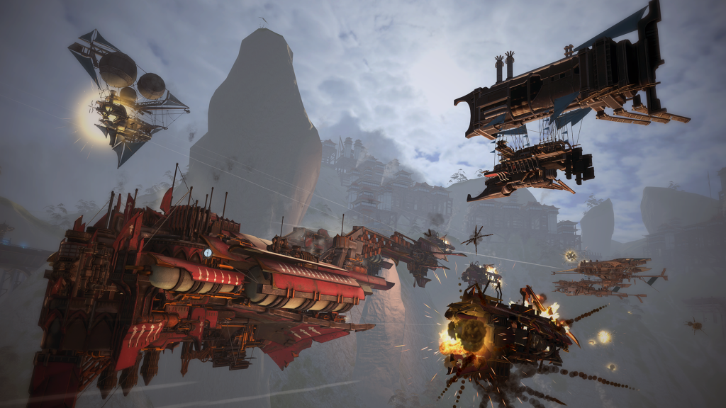 Guns of Icarus Alliances Dengan Gratis