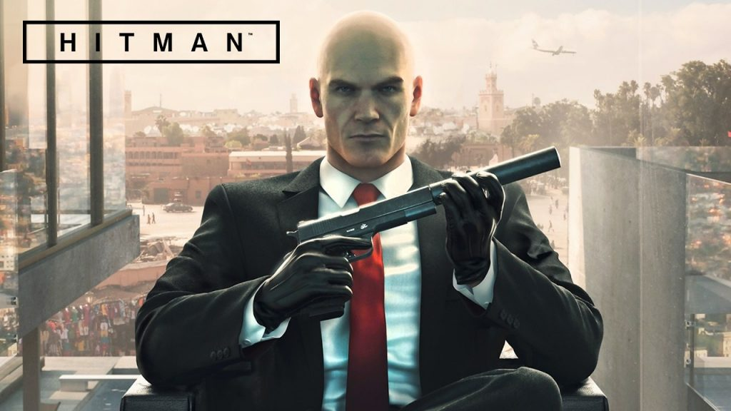 Game PC Terbaik Hitman