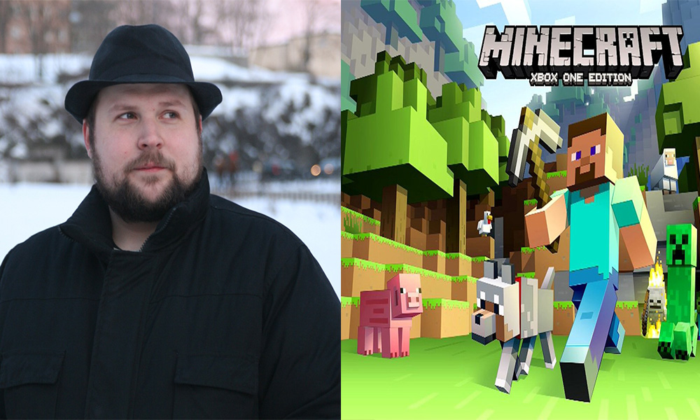 Markus Persson and Minecraft