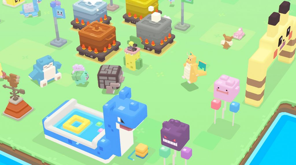 Game Mobile Terbaik pokemon quest