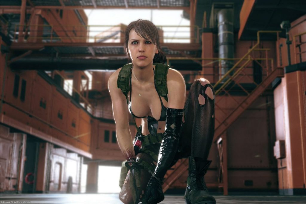Update Baru Metal Gear Solid 5: The Phantom Pain