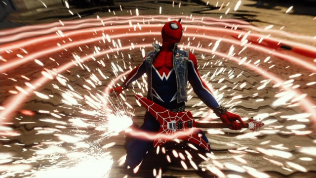 Spider Punk Suit