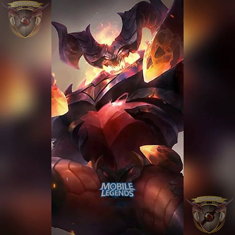 Thamus Mobile Legends