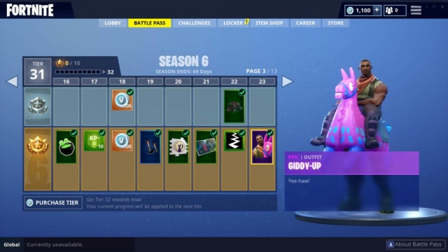 Giddy-Up Outfit (Epic)