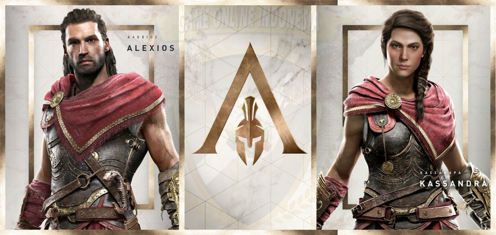 Spek Assassin's Creed Odyssey
