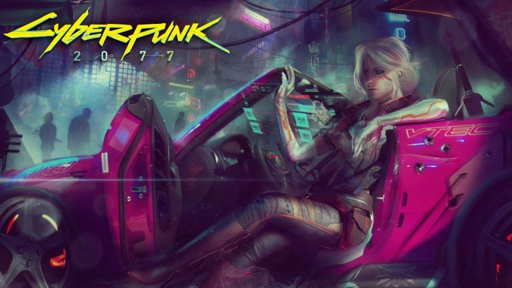Cyberpunk 2077 vs The Withcer