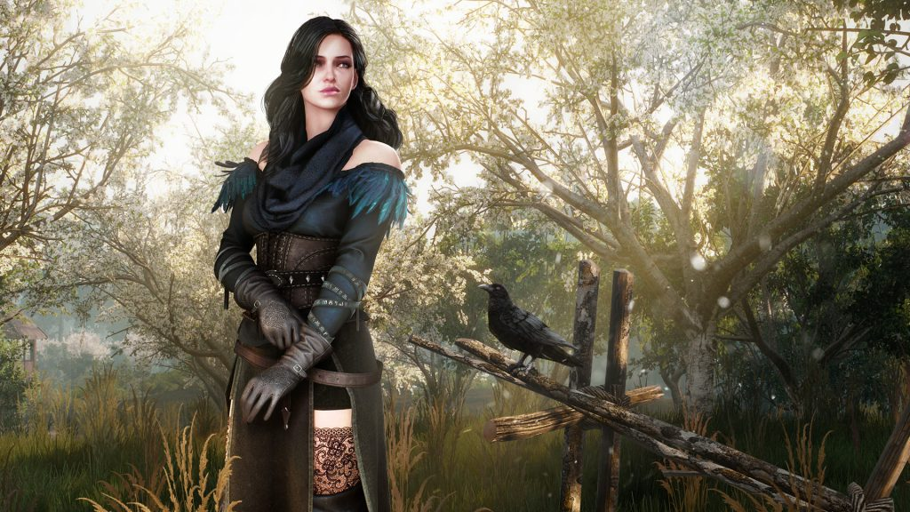 yennefer The Witcher