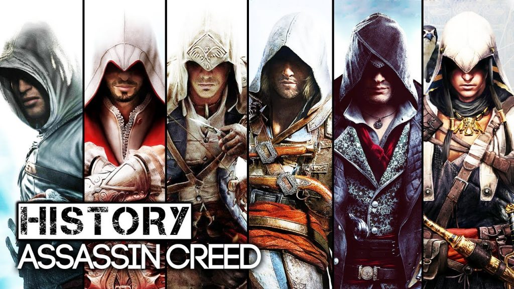 Sejarah Assassin's Creed