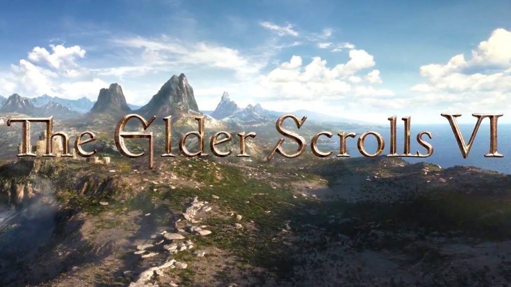 The Elder Scroll VI